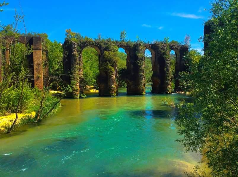 Ρωμαϊκό Υδραγωγείο Νικόπολης - ΦΙΛΙΠΠΙΑΔΑ - FILIPPIADA